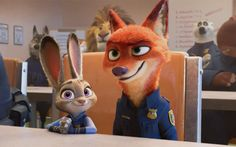 Click visit and try the Quiz: Get 100% on This Quiz to Prove You're the Ultimate Zootopia Fan! It's harder then you think