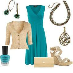 Accessorizing with Premier Designs jewelry!
