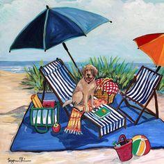 Beach ..