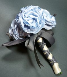 fabric bouquet