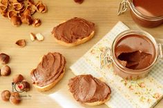 Cómo hacer Crema de Cacao con Avellanas | LHCY Mousse, Food N, Nutella, Steak, Pork, Beef, Chocolate, Videos, Youtube