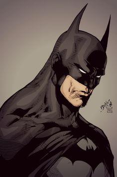 Batman by arissuparmanart