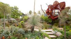Trailfinders Australische Tuin gepresenteerd door Flemings