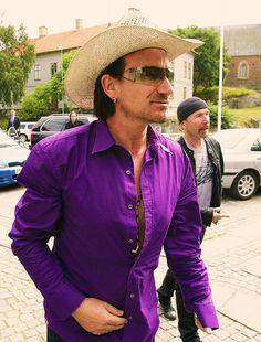 Bono and Edge (♥)