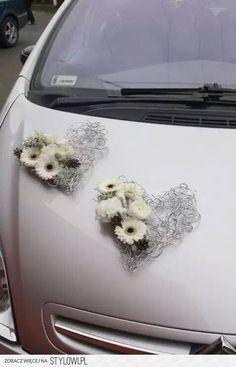 serca na samochód
