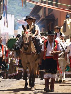 Romería de San Isidro, La Orotava Fiestas 2009 | Flickr - Photo Sharing!