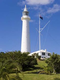 Bermuda....very cool cast iron light house with an even cooler view at the top!