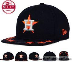 MLB Houston Astros Classic Retro Snapback Hats Baseball Cap Black 8f002dab43d