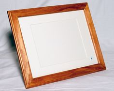 Solid Wood Handmade Picture Frame 11X14 by CJosephThomasPhoto