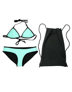 Love this bathing suit - Triangl Swimwear in MIAMI MINT $80