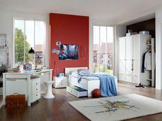 FEE Jugendbett Einzelbett 90x200 cm weiss