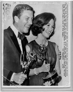 "Dick Van Dyke and Mary Tyler Moore combined for 7 best actor and actress Emmy's for their roles as Rob and Laura Petrie, including a very rare triple sweep of both awards in 1966, 1964 and 1963. They were both brilliant, sweet and hilarious together, in a rare play of alternating ""straight-person"" and ""fall-person"". The two could change from the partner setting-up the gag, to the partner performing the gag, or punch line. I love this show so much. I've seen all the episodes zillions of…"