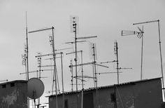 Antennas in Rome by