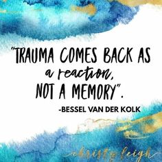 Mental And Emotional Health, Emotional Healing, Words Quotes, Life Quotes, Sayings, Trauma Quotes, Trauma Therapy, Cognitive Therapy, Art Therapy
