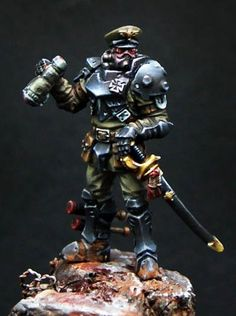 Kabuki Models - high quality metal and resin miniatures