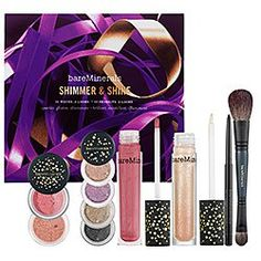 Bare minerals shimmer and shine 2010 - holiday sephora exlusive