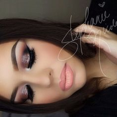 Makeup Inspo, Makeup Inspiration, Makeup Tips, Beauty Makeup, Hair Makeup, Hair Beauty, Makeup Ideas, Pretty Makeup Looks, Wedding Makeup Looks