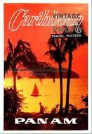 Carribean Vintage Travel Poster Large A2 Small A3 235