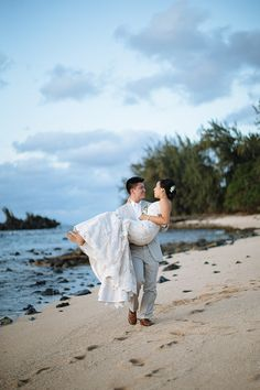 Bride and Groom #LouluPalm | What A Day! Photography