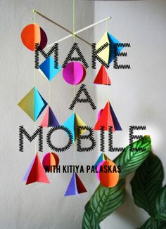 paper mobile - Kitiya Palaskas on paper runway