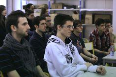Ubisoft en visite chez ESIA 3D ! - Février 2012