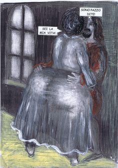 Seite 6 - Peronella trift ihren reichen jungen Verehrer zu einem Stelldichein.