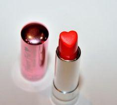 heart shape lipstick