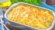 Makaronigrateng med skinke • Oppskriftskroken Macaroni And Cheese, Ethnic Recipes, Food, Mac And Cheese, Meals, Yemek, Eten