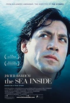 Mar Adentro (The Sea Inside) - Possibly the best foreign film I have ever seen.