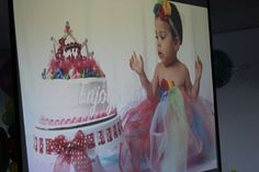 """Aliyah's 1st Birthday """"Candy Land Sweet Shoppe"""" 