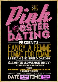 e lgbt speed dating tickets