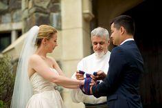 Photography: Elisha Clarke Photography - elishaclarke.com/  Read More: http://www.stylemepretty.com/destination-weddings/2014/11/20/irish-spring-wedding-at-doonbeg-lodge/