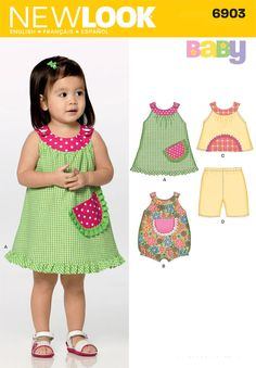 """babies dress, top, pants and romper<br/><br/><img   src=""""skins/skin_1/images/icon-printer.gif"""" alt=""""printable pattern"""" /> <a href=""""#"""" onclick=""""toggle_visibility  ('foo');"""">printable pattern terms of sale</a><div id=""""foo"""" style=""""display:none;"""">digital patterns are tiled and   labeled so you can print and assemble in the comfort of your home. plus, digital patterns incur no shipping costs! upon   purchasing a digital pattern, you will receive an email with a link to the…"""