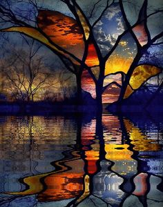 The perfect Good Night Animated GIF for your conversation. Discover and Share the best GIFs on Tenor. Fractal Art, Fractals, Gifs, Good Night Gif, Different Kinds Of Art, Mosaic Garden, Color Of Life, Wonders Of The World, Stained Glass