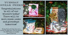 All of Tuesday's Sneak Peeks! Blitsy Black Friday. Nov. 23rd starting at 6am. The BEST deals on crafts!