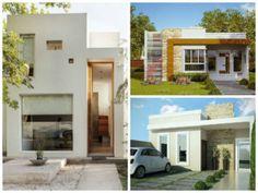 ideias simples para casas modernas