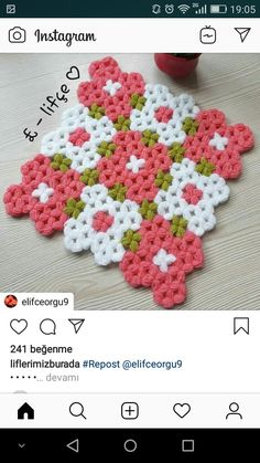 Best 11 This stitch looks so awesome – SkillOfKing. Crochet Dishcloths, Crochet Shawl, Crochet Doilies, Crochet Flowers, Crochet Stitches, Crochet Crafts, Yarn Crafts, Diy And Crafts, Baby Knitting Patterns