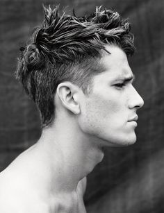 if I were a boy I would have this hair no doubt