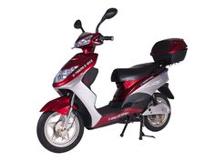 XB 504 Electric Bicycle Scooter Moped (12 AMP Battery System)