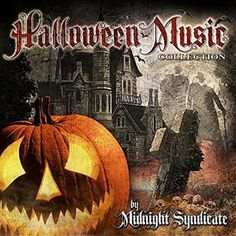 Hey fellow lovers of Halloween, I found some really cool music. They are called Midnight Syndicate and apparently they do cool ambient soundtracks to stuff like Halloween and The Carnival, and other things. Check 'em out : halloween Diy Halloween Graveyard, Halloween Songs, Creepy Halloween, Halloween Season, Spirit Halloween, Holidays Halloween, Halloween Kids, Halloween Decorations, Halloween Costumes