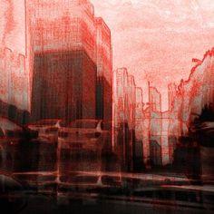 ESMOG ROJO / RED SMOG ‹ MARCOantonio art photography