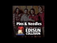 Edisun - Pins & Needles (Radio Mix) from the New Alternative Rock Album ...