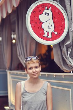 Moomin cafe moscow