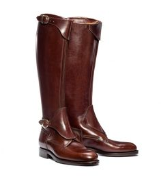 Polo Boots by Alberto Fasciani Mens Riding Boots, Horse Riding Boots, Riding Gear, Alberto Fasciani, Polo Boots, Polo Match, Men's Footwear, Dress With Boots, Adventurer