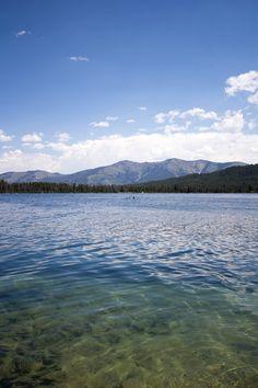 Alturas Lake, Idaho