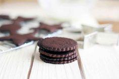 Chocolate Cutout Cookies Recipe