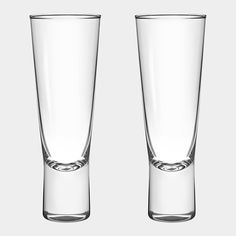Aarne Crystal Champagne Glasses | MoMAstore.org