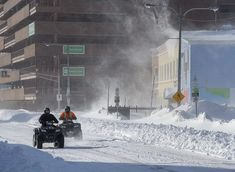 In photos: Eastern Newfoundland digs out from record-breaking snowstorm Storm Update, Canadian Red Cross, Government Of Canada, Terrain Vehicle, Newfoundland And Labrador, Winter Storm, Travel Oklahoma, Montreal Canada, Through The Window