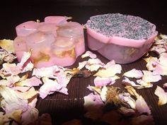 Χειροποίητα Σαπούνια Άγριο Τριαντάφυλλο με έλαιο Κυνόροδου Handmade Wild Rose Soap with Rosehip oil
