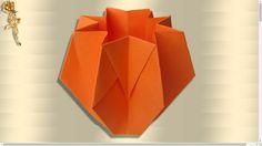 Origami : Vase